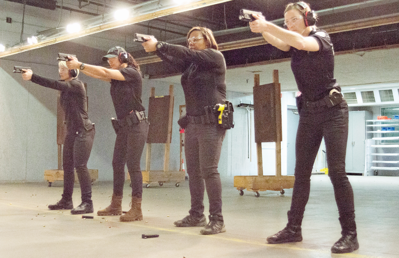 5 11 Tactical Women S Defender Flex Slim Pant Patrol Police Magazine