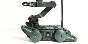 Robots: Remote Control Recon