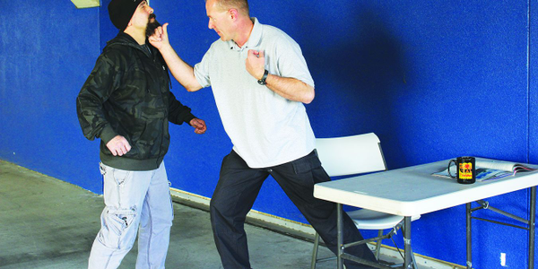 The Wolverine punch can be executed easily as you arise from a seated position. This is much...