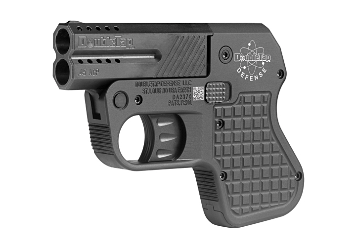 DoubleTap Defense Tactical Pocket Pistol