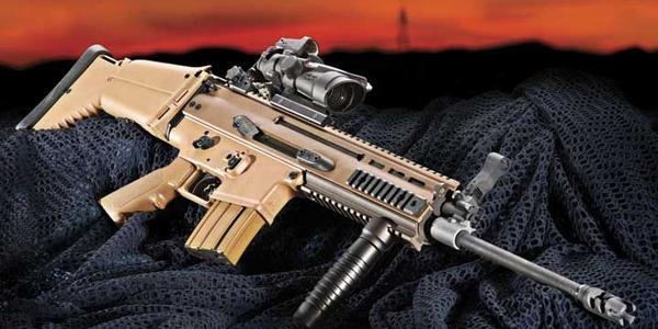 FNH USA SCAR 16S Patrol Rifle