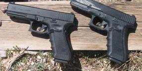 Glock Gen 4 Duty Pistols