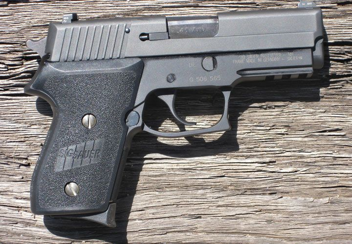 SIG Sauer P220 Compact Pistols - Weapons - POLICE Magazine