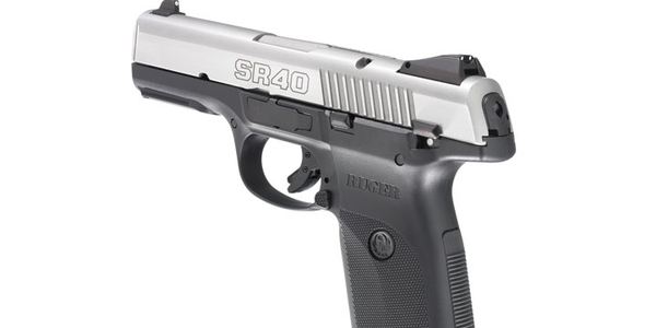 Sturm, Ruger & Co. SR40 Duty Pistol