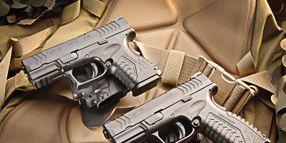 Springfield Armory XD(M) 3.8 Pistols