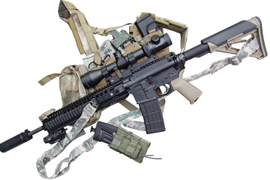 Daniel Defense v5 Lightweight M4 Carbine