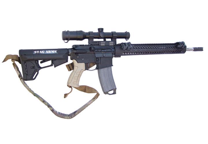 Stag Arms 3G AR Rifle
