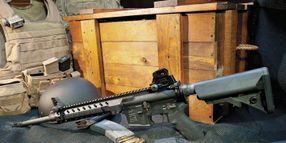 Lewis Machine & Tool LM8MRP Rifle