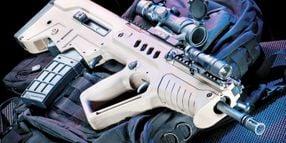 Israel Weapon Industries SAR-21 Rifle