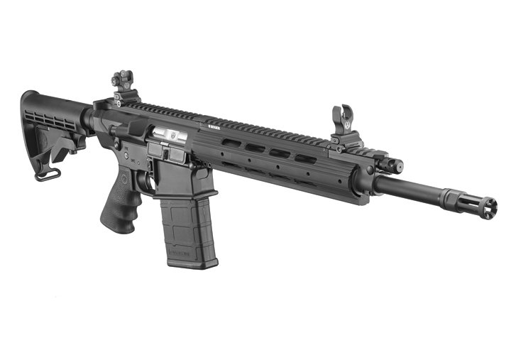 Sturm, Ruger & Co. SR-762 Rifle