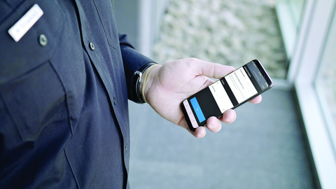 Axon Citizen helps people send evidentiary videos and images to police. Photo: Axon
