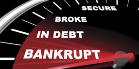 Municipal Bankruptcies: Running On Empty