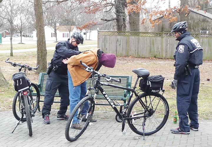 Bringing Back Bicycle Patrol