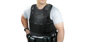 Body Armor: Protecting Those Who Serve