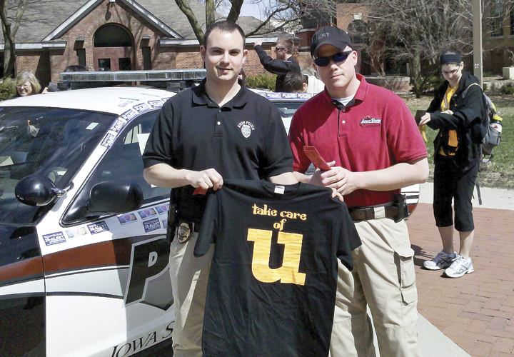 Cultivating a Relationship with Campus Police