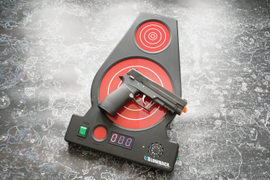 Blowback Laser Trainer: The Practice Gun