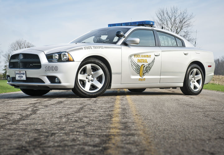 The New Recruits: In-Service Cop Cars - Vehicle Ops - POLICE