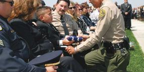 What Happens to the Children of Fallen Officers