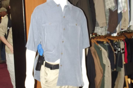 Casual Clothing for Concealed Carry