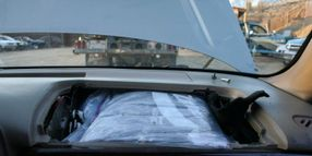Hidden Drugs In Vehicle 'Traps'