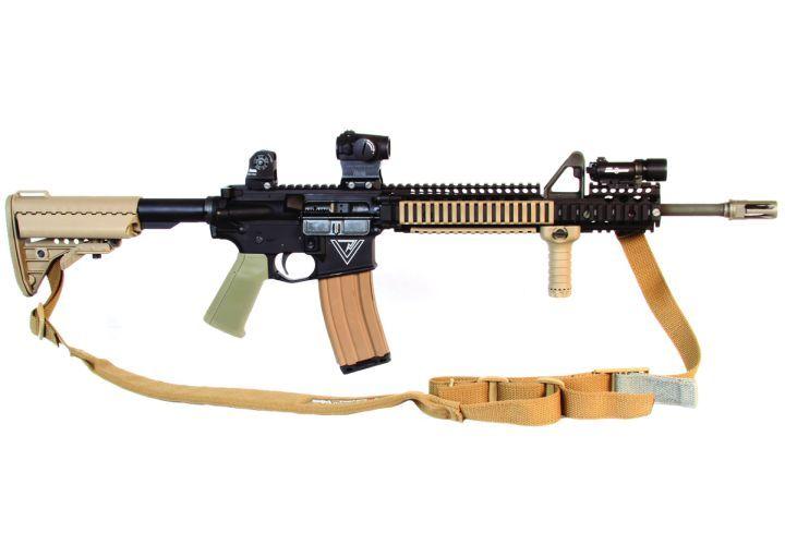 Long Guns: 2011