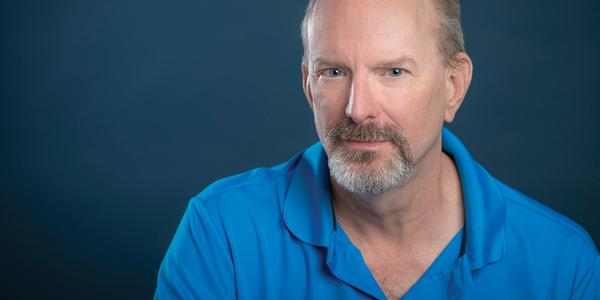 Editor David Griffith (Photo: Kelly Bracken)