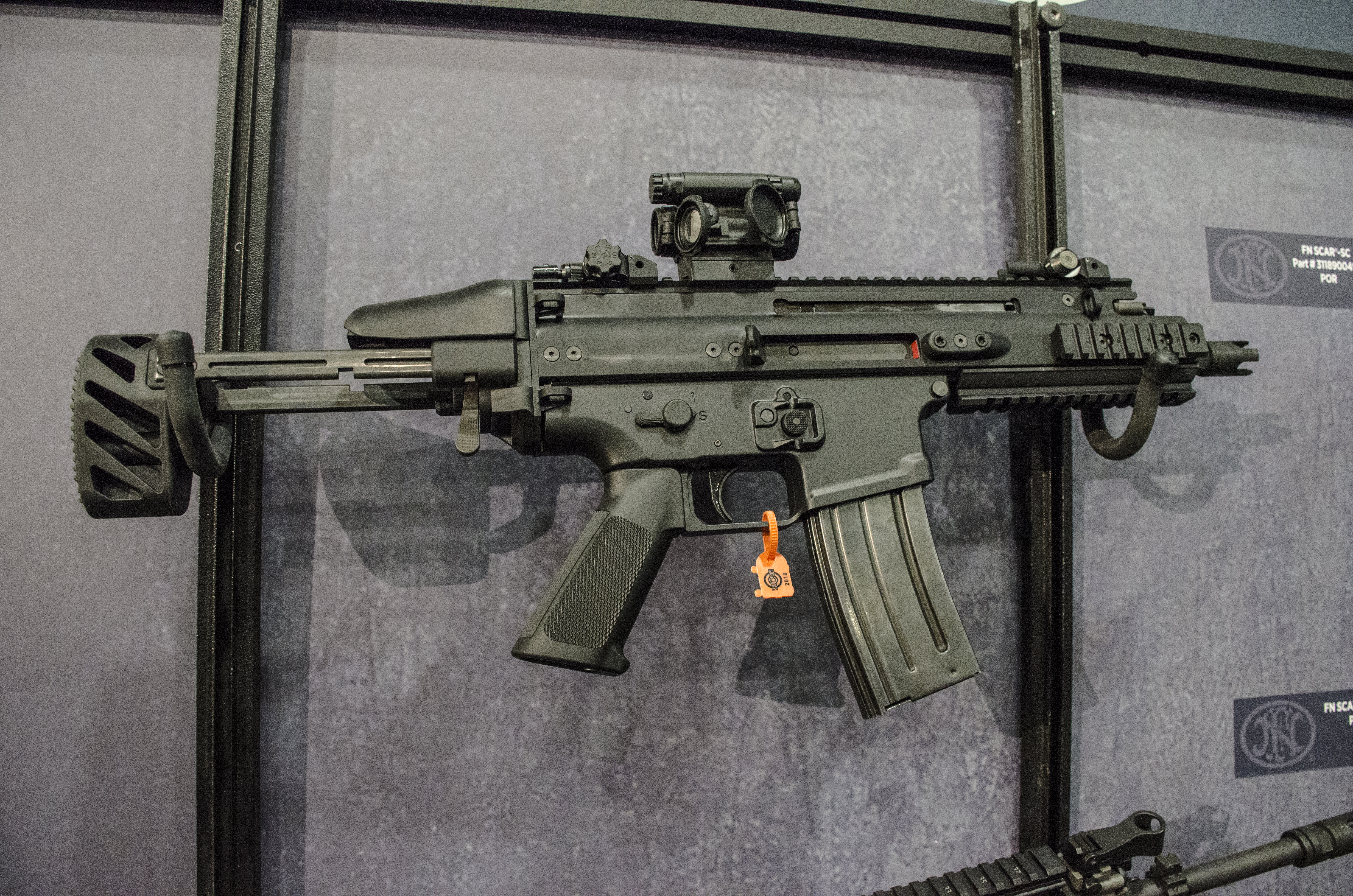 SHOT Show 2018: Report from the Aisles