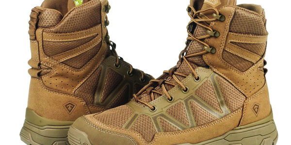 """First Tactical Men's 7"""" Operator Boots (Photo: First Tactical)"""