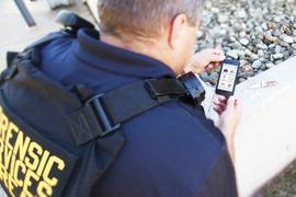 Smartphone Case Management App