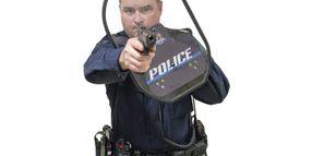 Ballistic Face Shield