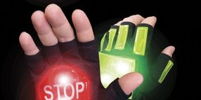 Brite-Strike's Traffic Safety Gloves