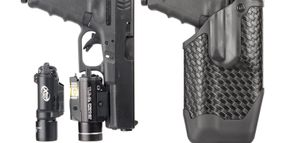 Blackhawk's Level III Epoch Holster