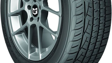 General Tire's G-MAX Justice is made to withstand duty use and provide longer tread life....