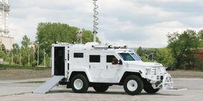Lenco BombCat: Built to Take the Blast