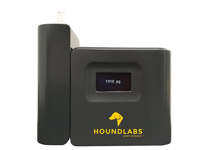 Hound Labs: Sniffing Out Marijuana