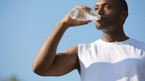 While people disagree about the exact amount of water needed to maintain proper hydration,...