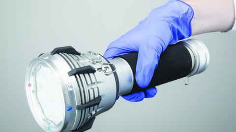 FoxFury CS Scan Forensic Light System (Photo: FoxFury)