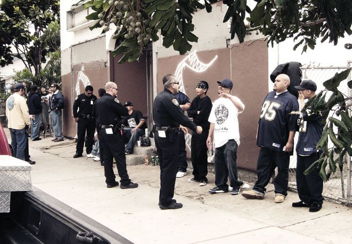 Identifying and Documenting Gang Members