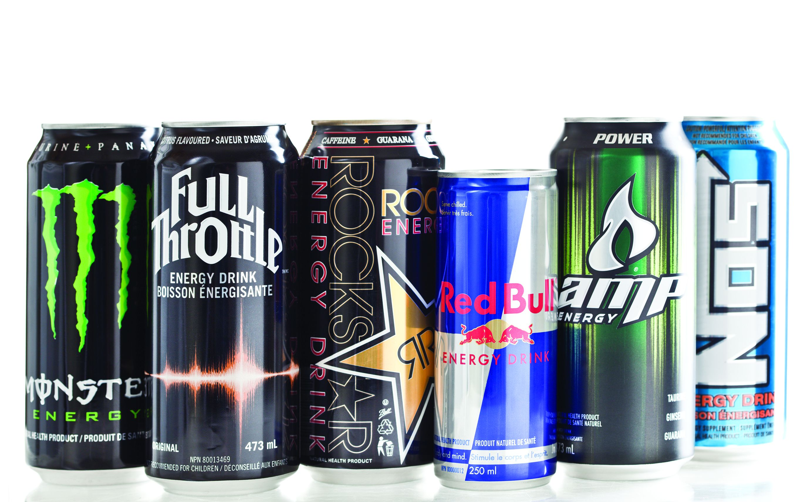 Drink Energy Drinks Responsibly