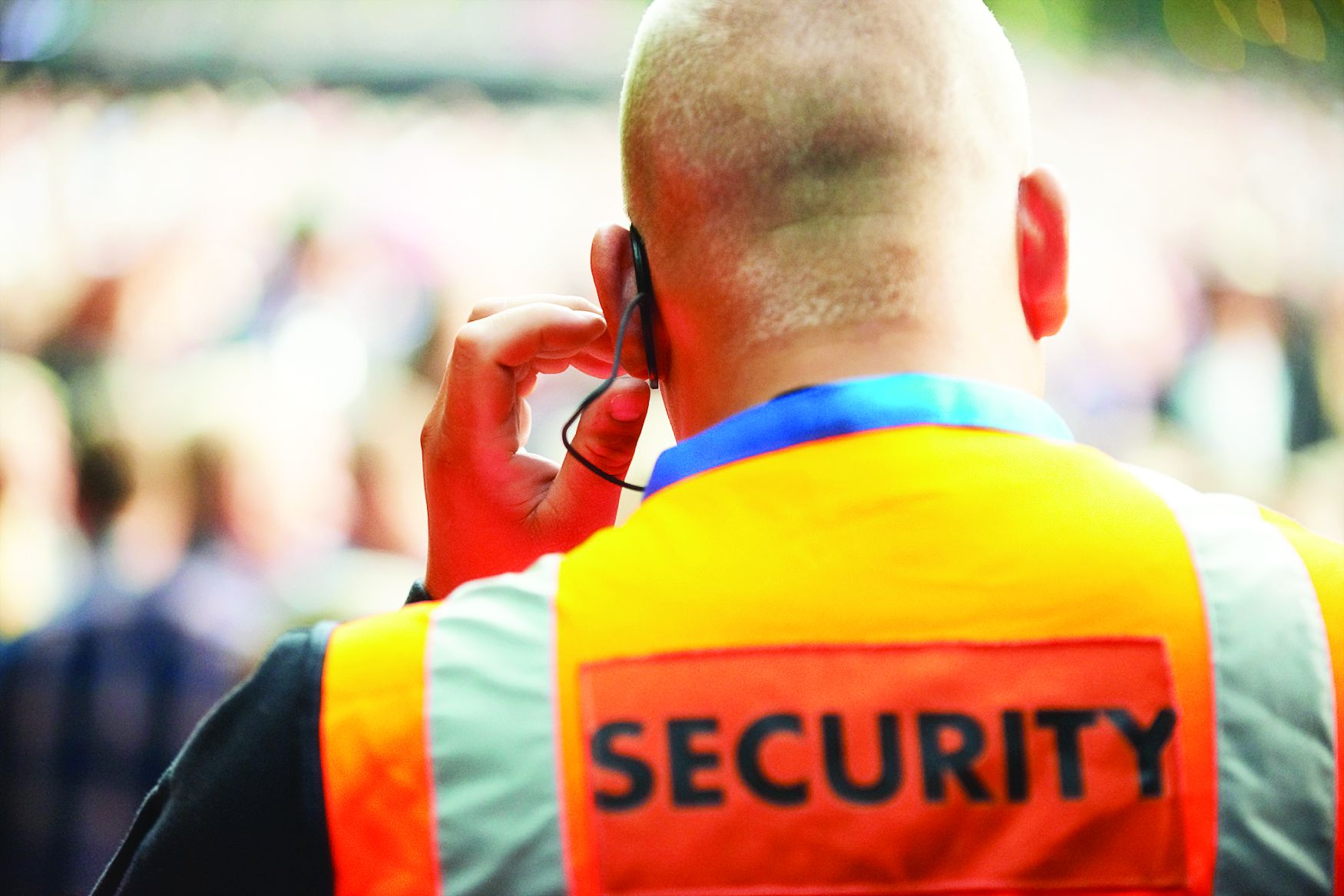 Working with Event Security After Vegas