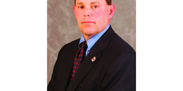 Chuck Cantebury, National President of the Fraternal Order of Police