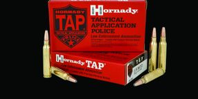 Hornady TAP SBR: Made For Each Other