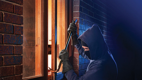 First, you need to establish if you're investigating a burglary (or other crime) in progress, or...