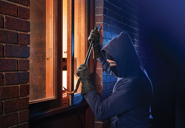 How to Investigate a Burglary