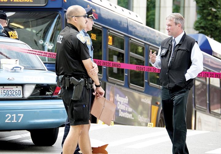 How to Preserve a Crime Scene