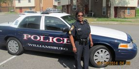 Williamsburg: Policing Where the Present Meets the Past