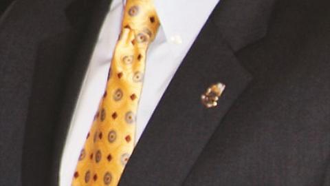 Jon Adler,President of the Federal Law Enforcement Officers Association Foundation