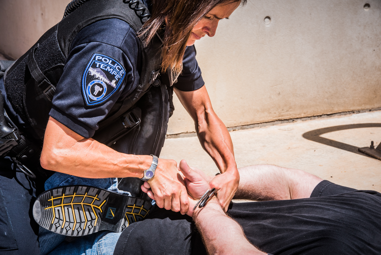 Shots Fired: Tempe,  Arizona 03/03/2015