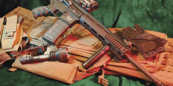 Para USA Tactical Target Rifle