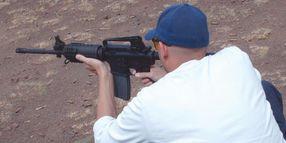 Bushmaster Gas Piston Rifle